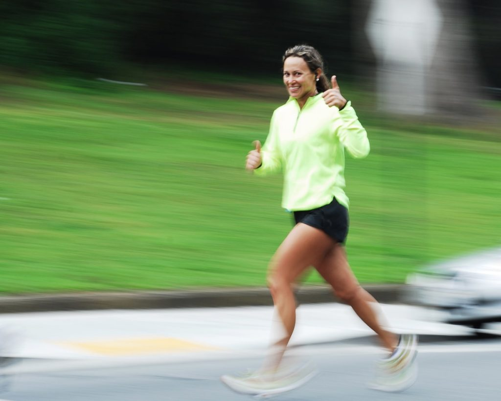 Will Jogging Reduce Stomach Fat