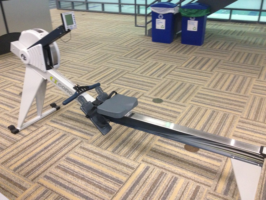 Where Does Rowing Machine Work?
