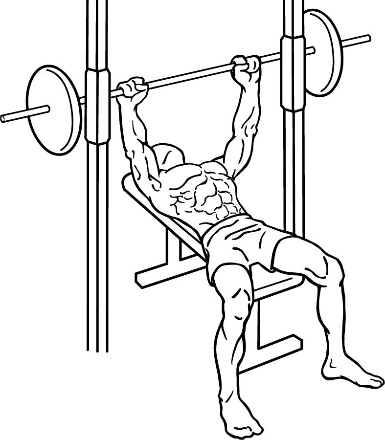 How To Use Smith Machine Bench Press
