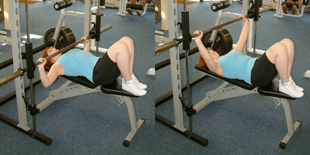 How To Use Smith Machine Bench Press