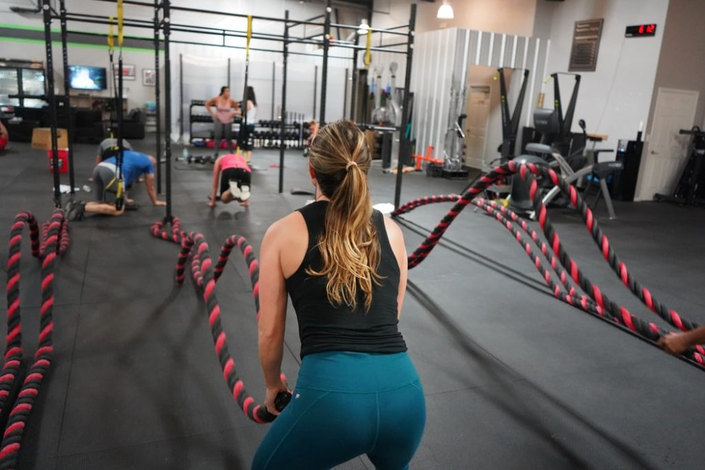 Are Battle Ropes Good For Weight Loss?