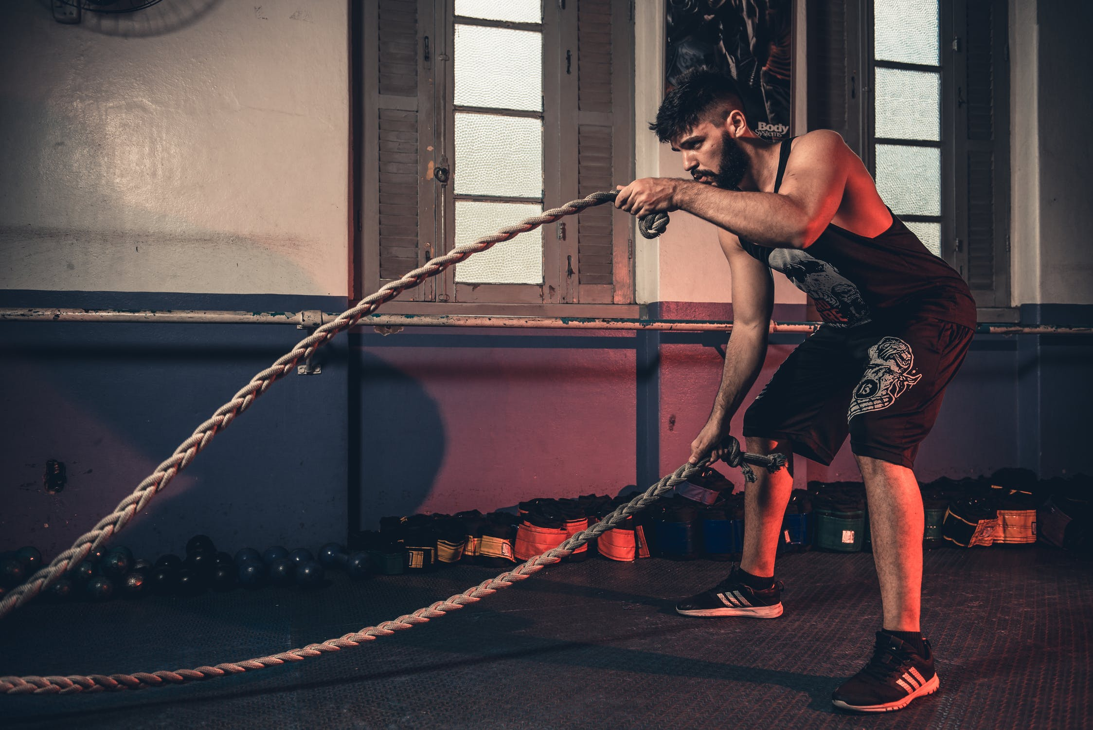 What Are Battle Ropes Used For?